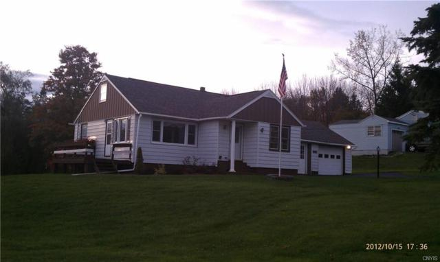6309 Glass Factory Road, Marcy, NY 13403 (MLS #S1176377) :: BridgeView Real Estate Services