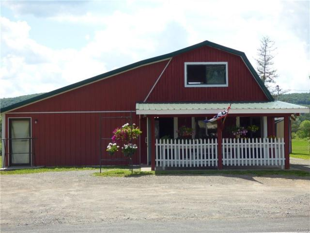 815 State Highway 12B Highway, Sherburne, NY 13332 (MLS #S1189922) :: Thousand Islands Realty