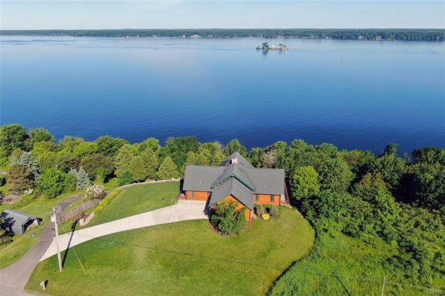 107 Riverledge Road, Hammond, NY 13646 (MLS #S1201412) :: Thousand Islands Realty
