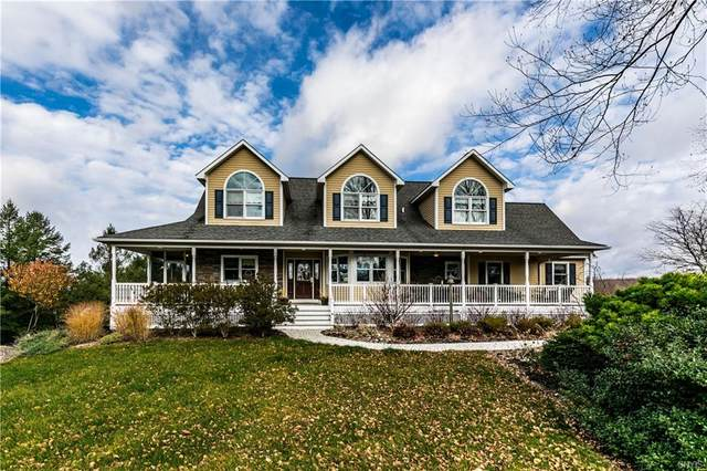 5896 A Maxson Road, Homer, NY 13077 (MLS #S1208051) :: BridgeView Real Estate Services