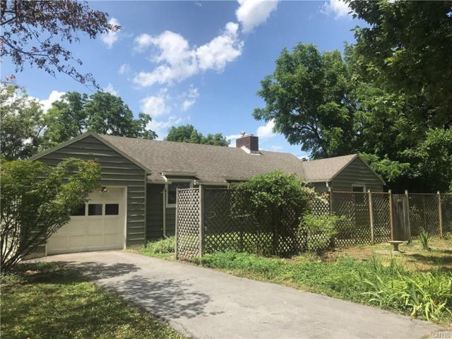 802 Crawford Avenue, Syracuse, NY 13224 (MLS #S1209655) :: BridgeView Real Estate Services