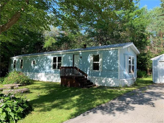 7209 Norton Road, Leyden, NY 13433 (MLS #S1215219) :: Robert PiazzaPalotto Sold Team