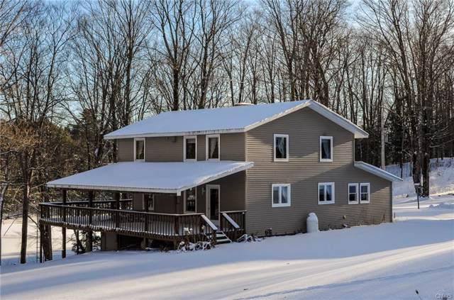 9185 N Pond Road, Boonville, NY 13309 (MLS #S1226378) :: MyTown Realty