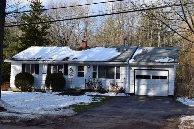 2033 Mulholland Road, Vienna, NY 13042 (MLS #S1240069) :: Robert PiazzaPalotto Sold Team