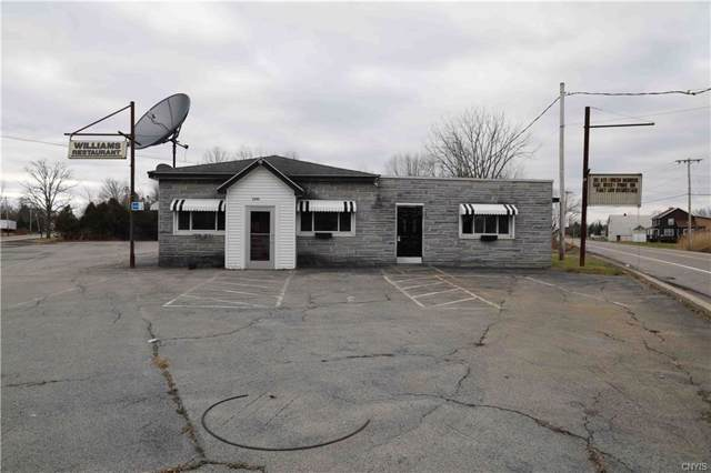 7295 State Route 298, Cicero, NY 13082 (MLS #S1245906) :: Robert PiazzaPalotto Sold Team