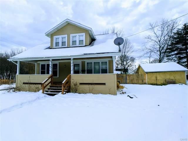 126 Cedric Avenue, Onondaga, NY 13120 (MLS #S1252384) :: BridgeView Real Estate Services