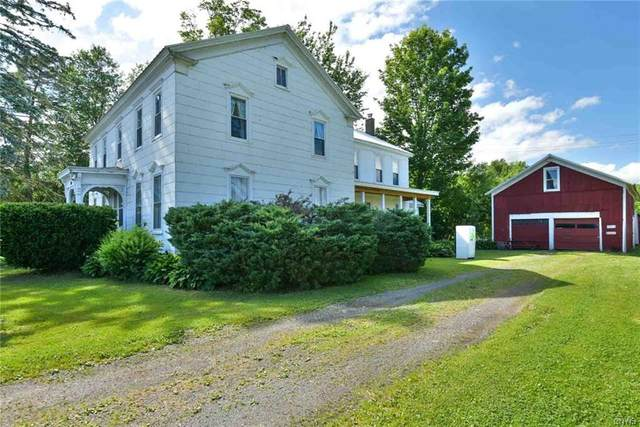 2571 Higby Road, Frankfort, NY 13340 (MLS #S1253230) :: 716 Realty Group