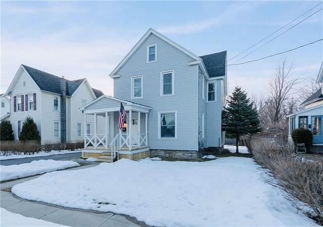 645 Thompson Street, Watertown-City, NY 13601 (MLS #S1253544) :: BridgeView Real Estate Services