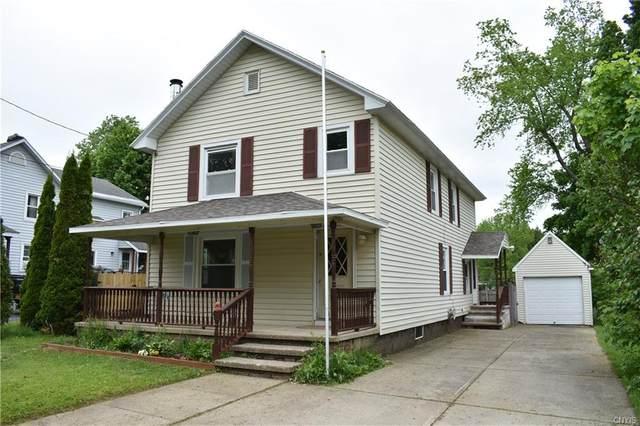 28 Meeker Avenue, Minetto, NY 13115 (MLS #S1253567) :: MyTown Realty