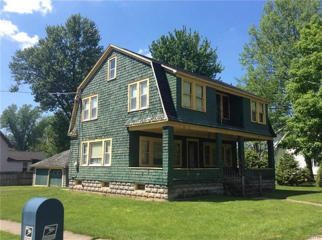 301 N Peterboro Street, Lenox, NY 13032 (MLS #S1254050) :: BridgeView Real Estate Services