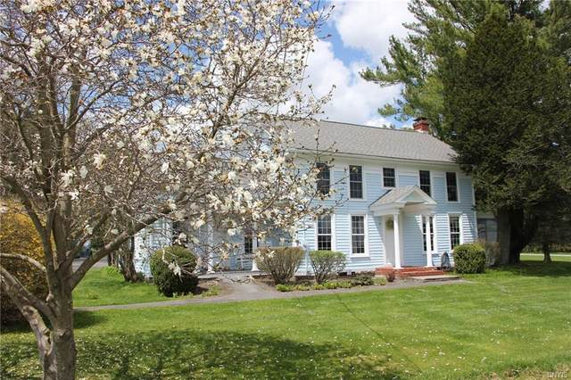 3121 Lake Moraine Road, Madison, NY 13346 (MLS #S1254395) :: Updegraff Group