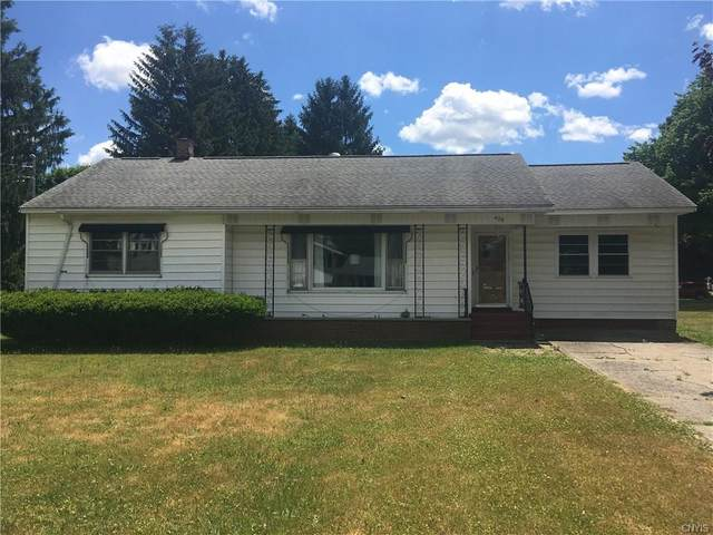 405 Reese Road, Frankfort, NY 13340 (MLS #S1254819) :: Lore Real Estate Services