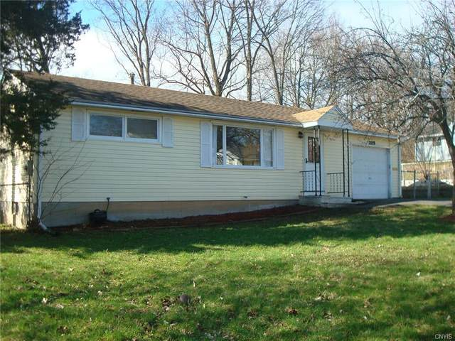 225 Armstrong Place, Syracuse, NY 13207 (MLS #S1255533) :: MyTown Realty