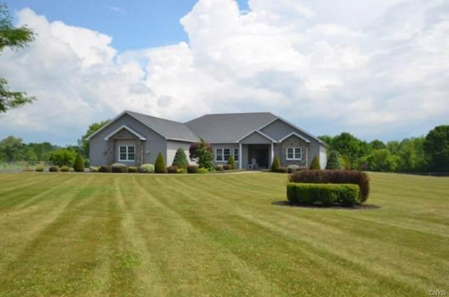 3996 Churton Road, Vernon, NY 13476 (MLS #S1269318) :: Lore Real Estate Services