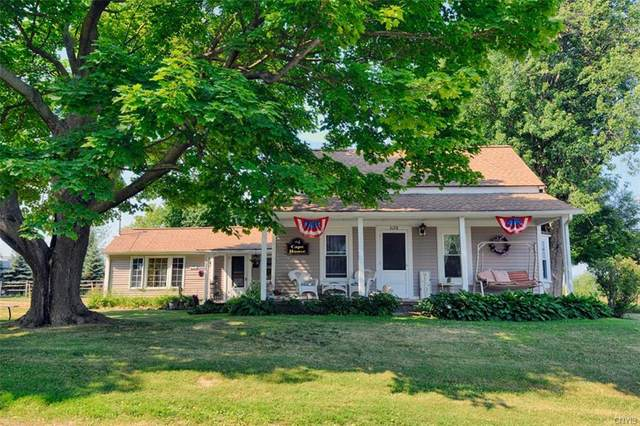 3128 Branche Road, Cape Vincent, NY 13618 (MLS #S1275783) :: MyTown Realty