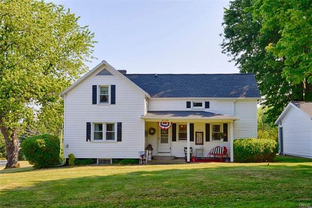 3129 Branche Road, Cape Vincent, NY 13618 (MLS #S1275877) :: MyTown Realty