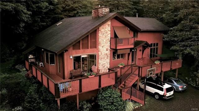 4086 Maybury Road, Solon, NY 13101 (MLS #S1286747) :: BridgeView Real Estate Services