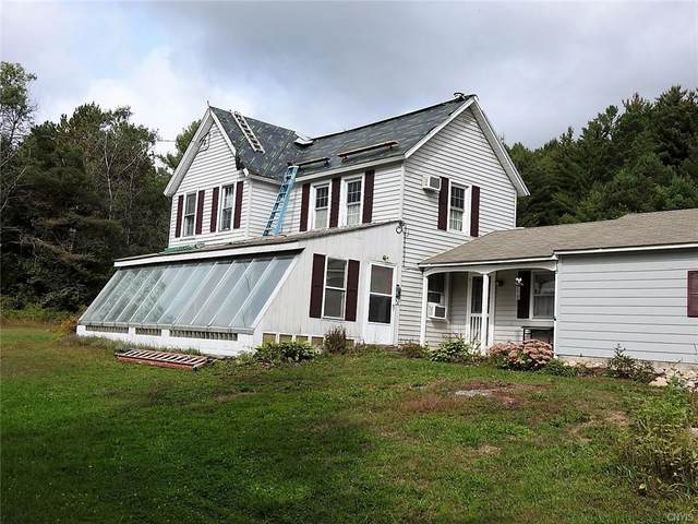 7383 Fish Creek Road, Greig, NY 13368 (MLS #S1287391) :: MyTown Realty