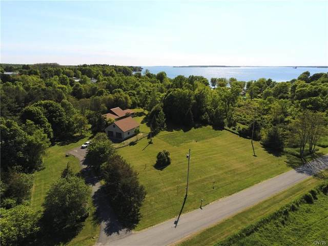 8592 Breezy Point Road, Cape Vincent, NY 13624 (MLS #S1289653) :: Thousand Islands Realty