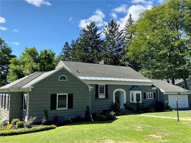 3 South Gate Road, Dewitt, NY 13066 (MLS #S1293922) :: Robert PiazzaPalotto Sold Team