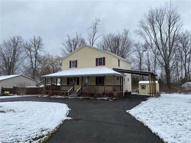 9142 Walnut Point Road, Lenox, NY 13032 (MLS #S1294176) :: BridgeView Real Estate Services