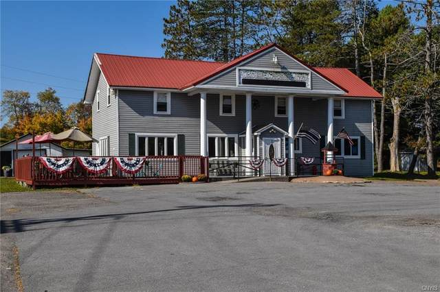 11573 State Route 12 Highway, Boonville, NY 13301 (MLS #S1296546) :: Robert PiazzaPalotto Sold Team
