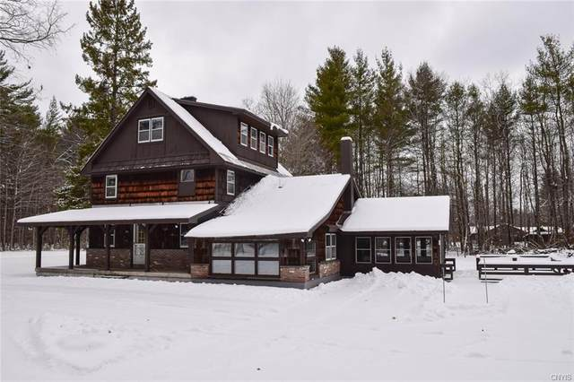 11820 Nys Route 28, Forestport, NY 13338 (MLS #S1297551) :: Avant Realty