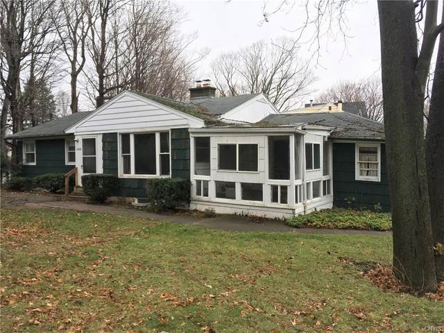 1806 Glenwood Avenue, Syracuse, NY 13207 (MLS #S1305020) :: BridgeView Real Estate Services