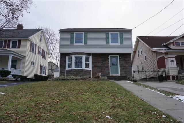 125 Vieau Drive, Syracuse, NY 13207 (MLS #S1308249) :: 716 Realty Group