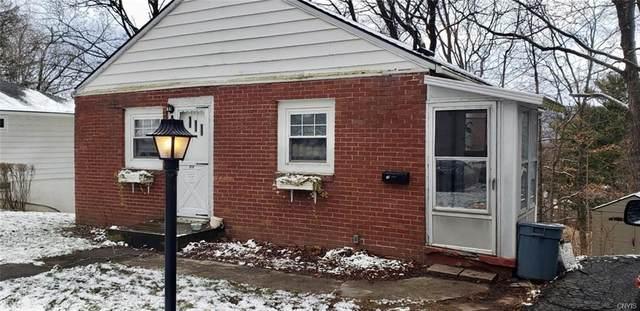 314 Sunrise Drive, Syracuse, NY 13205 (MLS #S1316284) :: MyTown Realty