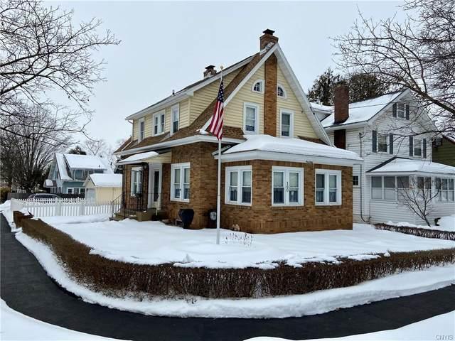 160 Milford Drive W, Syracuse, NY 13206 (MLS #S1319749) :: MyTown Realty