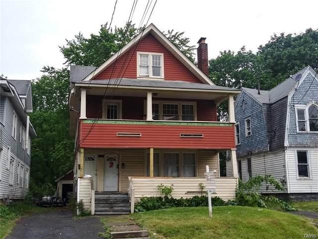 2612 Midland Avenue #14, Syracuse, NY 13205 (MLS #S1320481) :: TLC Real Estate LLC
