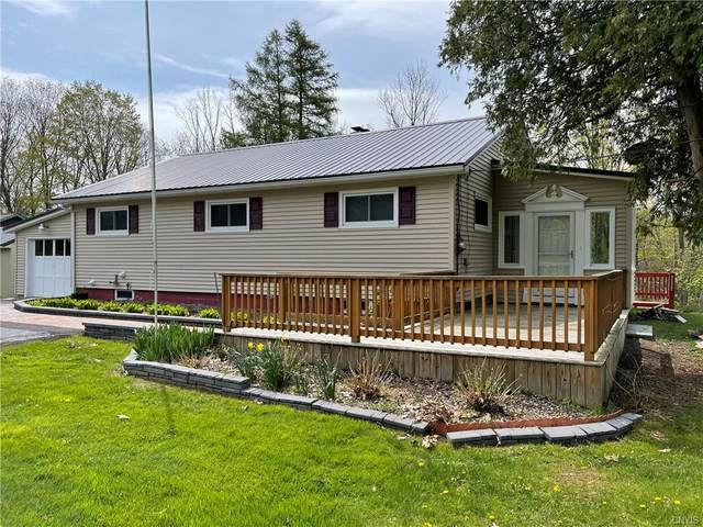 219 County Route 5, Richland, NY 13142 (MLS #S1333549) :: Thousand Islands Realty