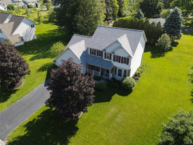 501 Willowgate Drive, Webster, NY 14580 (MLS #S1337546) :: Robert PiazzaPalotto Sold Team