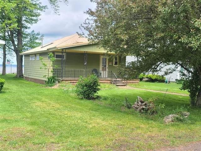 9081 Kyser Beach Road, Lenox, NY 13032 (MLS #S1339335) :: TLC Real Estate LLC
