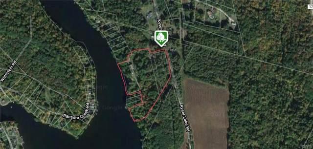 291 W Side Kyser Lake Road, Oppenheim, NY 13329 (MLS #S1339855) :: BridgeView Real Estate