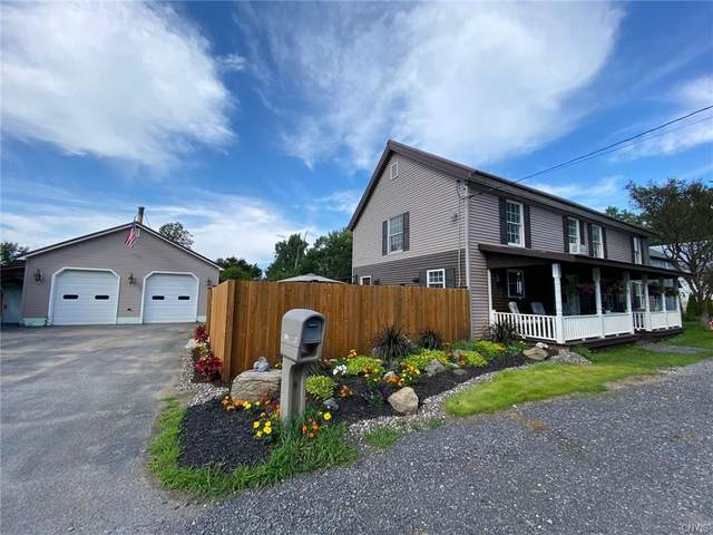 4221 State Route 20, Warren, NY 13439 (MLS #S1346262) :: Robert PiazzaPalotto Sold Team