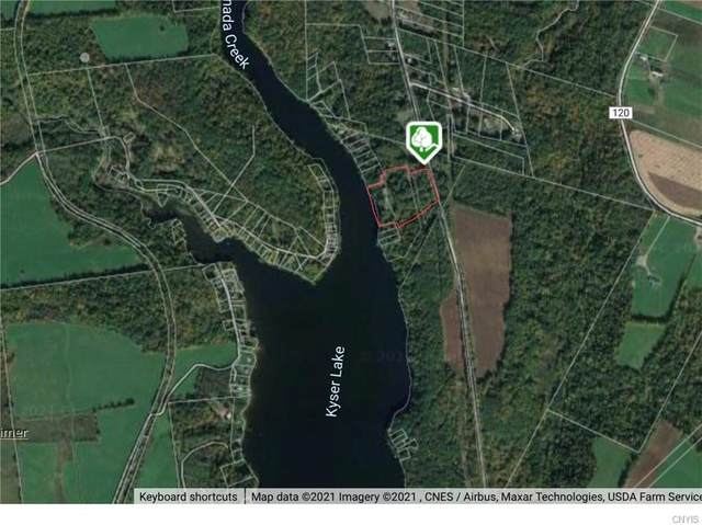 292 W Side Kyser Lake Road, Oppenheim, NY 13329 (MLS #S1346998) :: BridgeView Real Estate