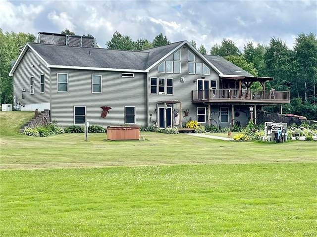 24175 Staie Road, Wilna, NY 13619 (MLS #S1348695) :: Robert PiazzaPalotto Sold Team