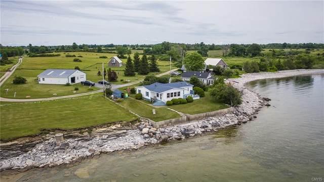 29501 Fuller Bay Drive, Cape Vincent, NY 13618 (MLS #S1351007) :: BridgeView Real Estate