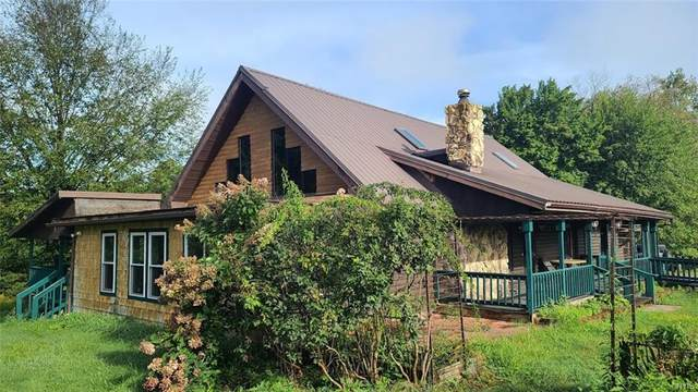 8043 Nys Route 13, Vienna, NY 13308 (MLS #S1353035) :: BridgeView Real Estate
