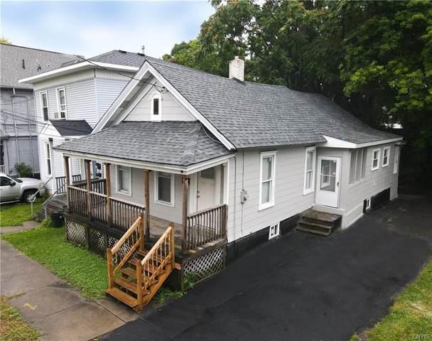 516 Hawley Avenue, Syracuse, NY 13203 (MLS #S1354997) :: BridgeView Real Estate