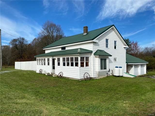 2456 State Route 69, Parish, NY 13131 (MLS #S1360678) :: Serota Real Estate LLC