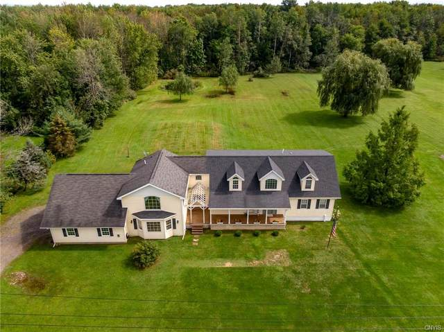 8958 N Main Street, Lenox, NY 13032 (MLS #S1365656) :: BridgeView Real Estate