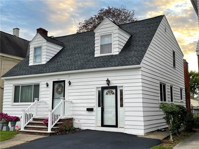 507 Wendell Terrace, Syracuse, NY 13203 (MLS #S1366670) :: BridgeView Real Estate