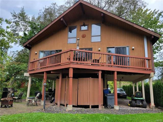 8162 Kneeskern Road, Cicero, NY 13030 (MLS #S1368255) :: BridgeView Real Estate