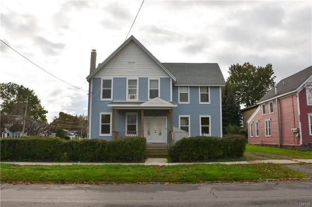 54 E Seneca Street, Oswego-City, NY 13126 (MLS #S1372125) :: Thousand Islands Realty