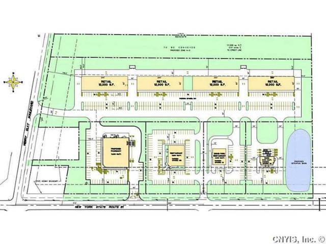 0 Route 31 & Henry Clay Boulevard, Clay, NY 13041 (MLS #S324722) :: MyTown Realty