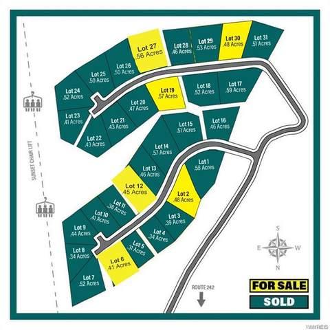 Lot #19 Westmont Ridge, Mansfield, NY 14731 (MLS #B1159853) :: MyTown Realty