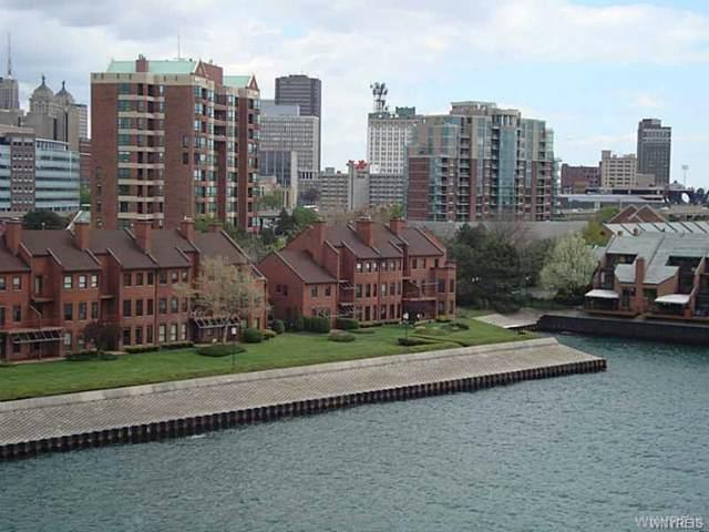 23 Marina Park, Buffalo, NY 14202 (MLS #B1205476) :: Robert PiazzaPalotto Sold Team